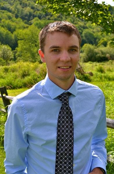 Jeffrey Strojny - rideforjim Fellow 2016